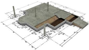 Проектирование фундаментов (КЖ) в Екатеринбурге