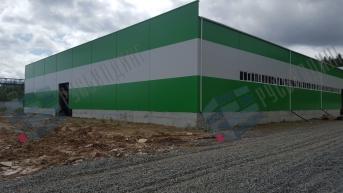 Установка сэндвич-панелей в Оренбурге