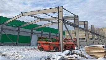 Монтаж металлоконструкций в Челябинске