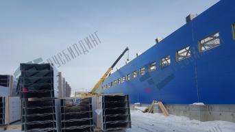 Строительство из сэндвич-панелей в Оренбурге