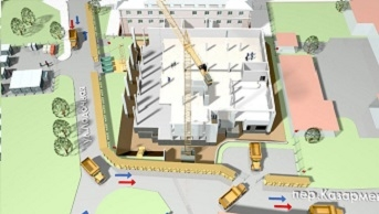 Разработка проекта организации строительства (ПОС) в Оренбурге