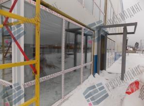 Торгово-сервисный центр КамАЗ в г. Ноябрьск, ЯНАО