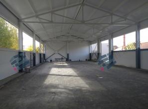 Цех по производству кухонного оборудования, Территория Завода РТИ