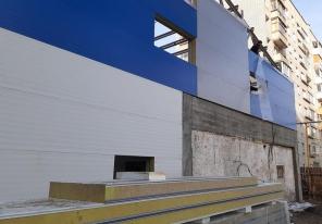 Реконструкция магазина г.Асбест