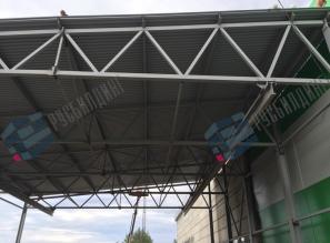 Цех по производству труб с ППУ изоляцией, г.Полевской