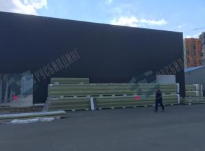 Цех производства кухонного оборудования г.Екатеринбург