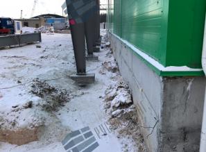 Цех по производству труб с ППУ изоляцией, г.Полевской, цех второй очереди