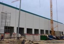 Подрядные работы на площадке завода СИБУР, г.Тобольск