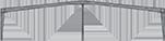 AZM2/3/4 Здания с колоннами из сварного двутаврового профиля
