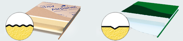 Форма сэндвич-панели