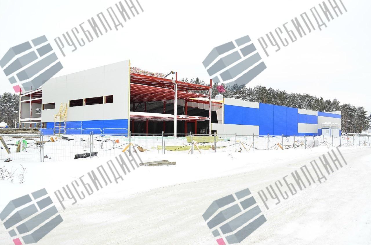 Строительство из панелей